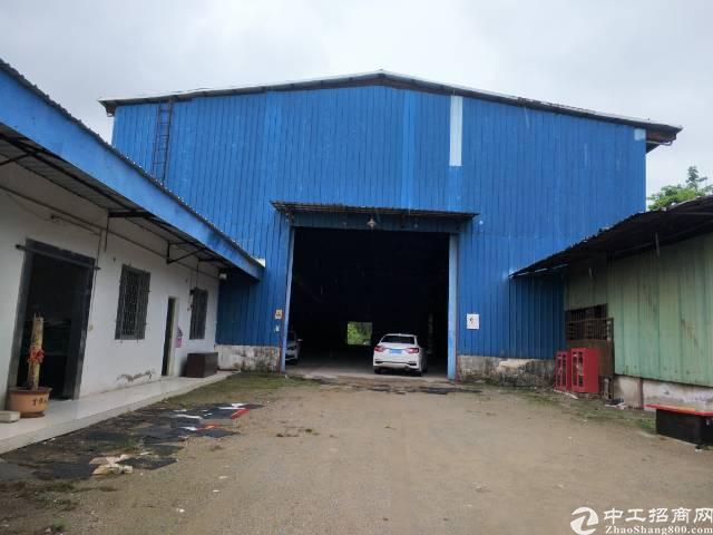 福永一楼钢构3000平厂房
