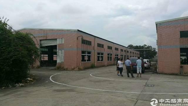 平湖靠近凤岗单层面积钢构物流仓库急租