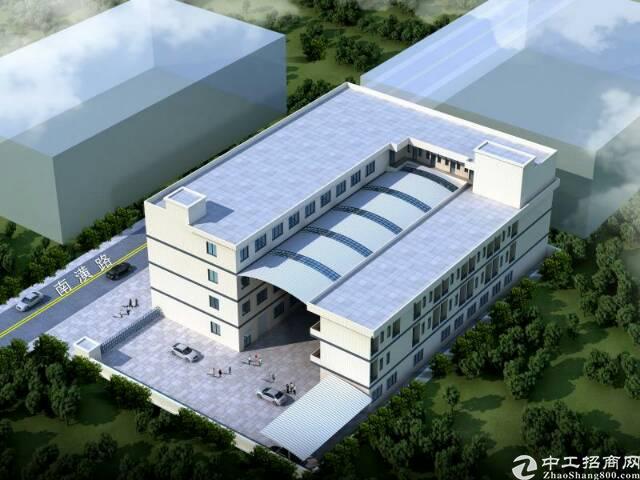 明包大朗镇总建筑面积36000平方,厂房约30000平方