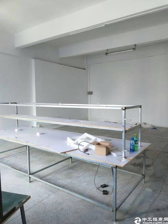 横岗永湖地铁站新出精装修办公厂房出租