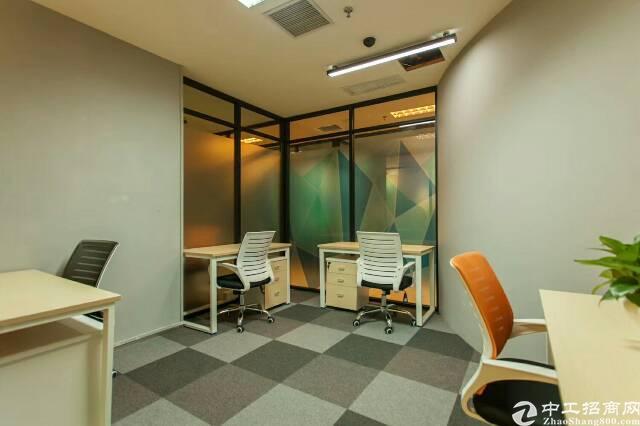 富通城2期创客空间25至200平米拎包入住