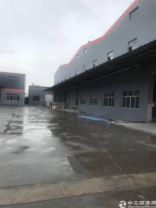 东莞虎门紧挨长安新出单一层厂房树田3000平米仓库,可办环评