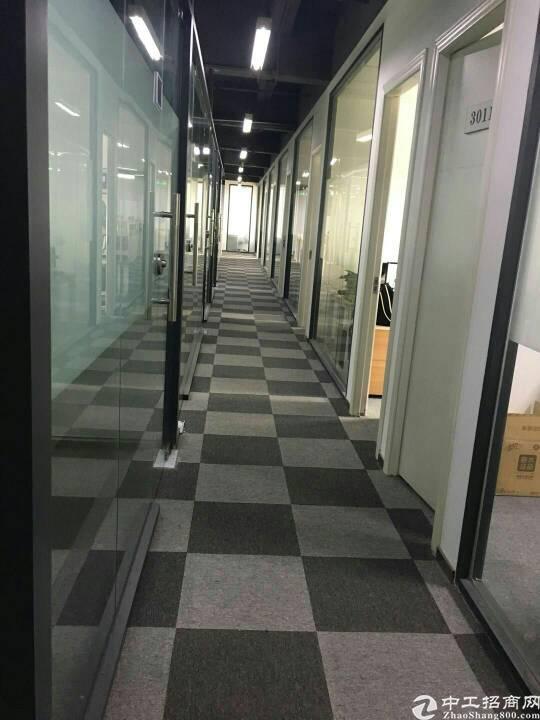 横岗大运软件小镇100平200平办公写字楼出租