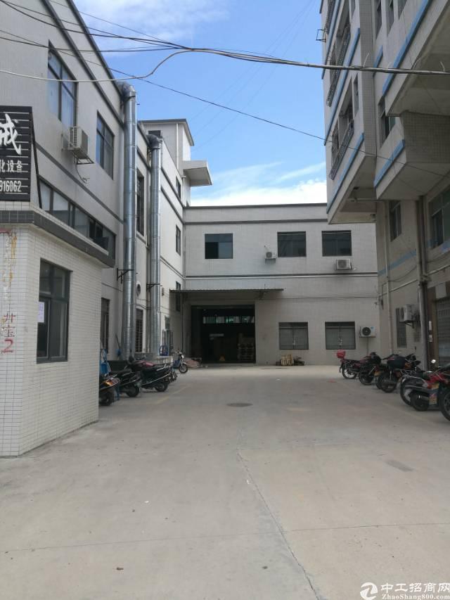 新塘镇独院标准厂房3600方
