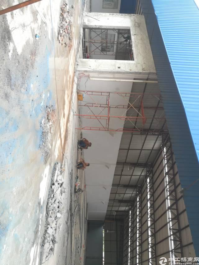 钢结构厂房4500平方米单一层交通便利