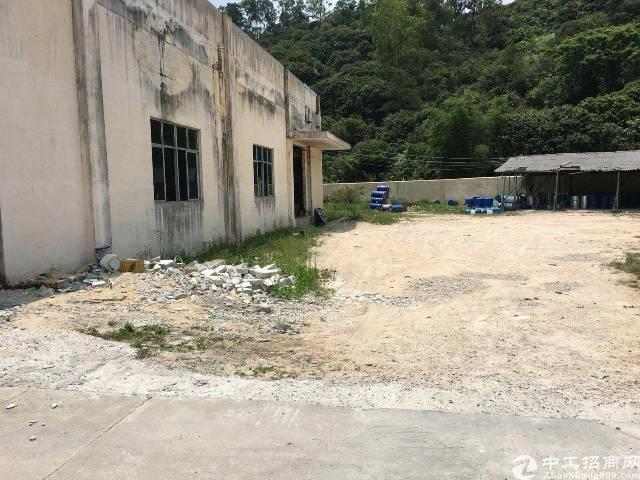 大岭山新出钢构厂房2500平