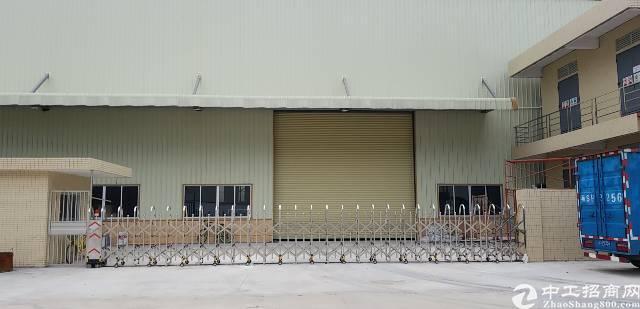 横沥镇1300平方独门独院钢构厂房出租