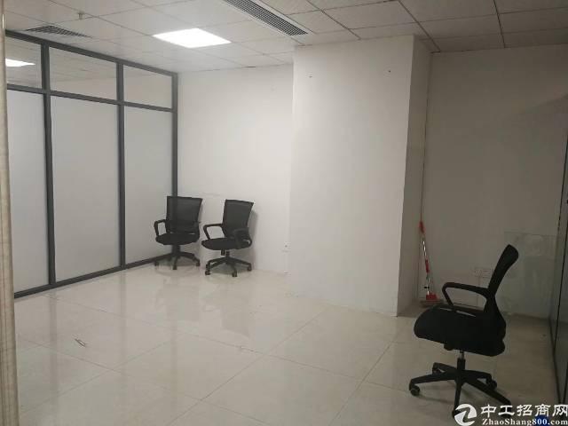 龙华新区油松东环一路正地美术馆稀缺面积160平带家私空调!