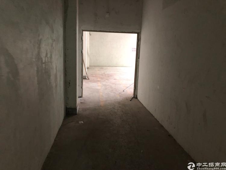 横岗西坑社区新出楼上430平招租