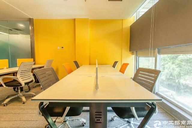 兴业路富通城创客空间25-200平米精装修出租