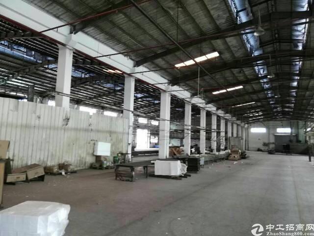 大岭山镇原房东钢构厂房
