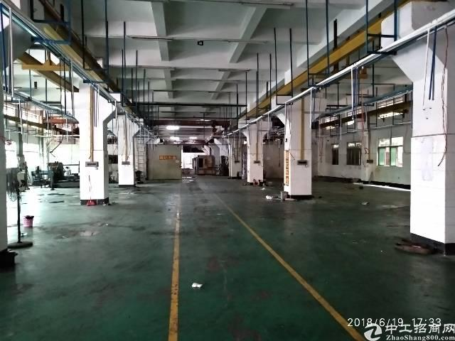 虎门独院重工厂房出租
