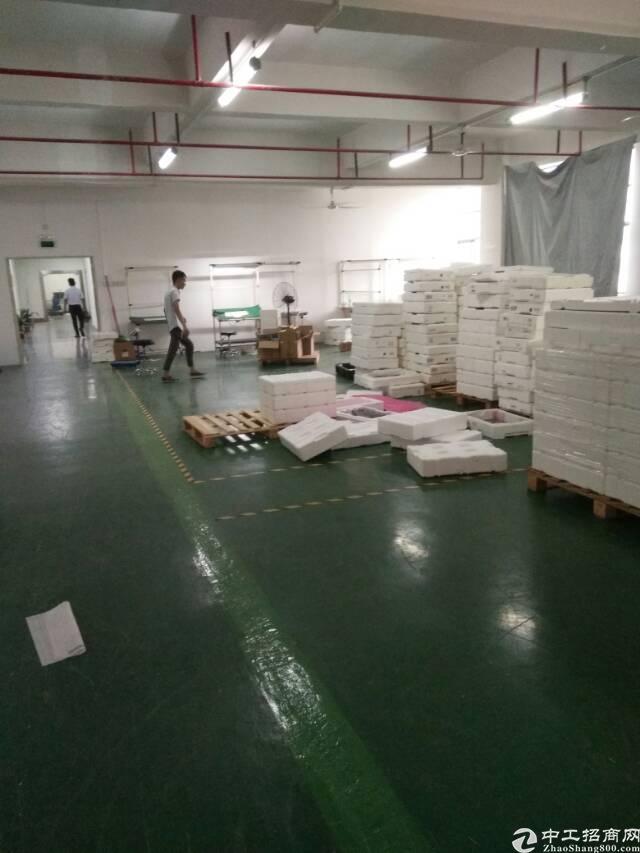 公明大型工业园原房东精装修200平厂房火爆招租