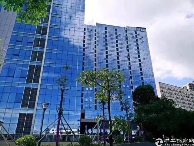 清湖地铁口200米,原房东办公楼出租3+1格局,180平方,