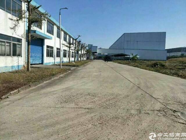 惠州秋长10万平方物流仓库出租