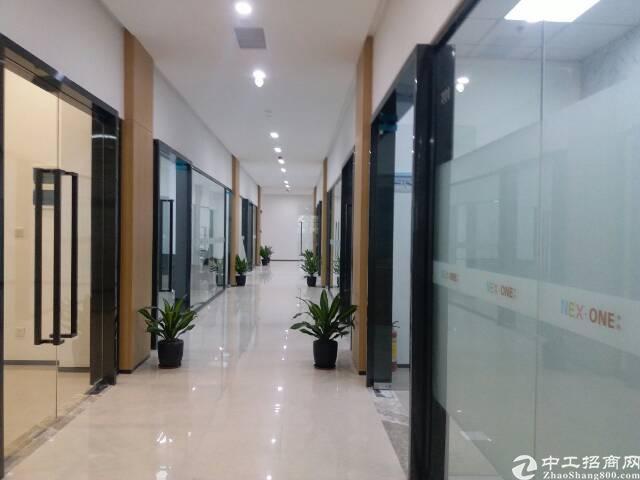 龙华清湖地铁站800米带装修写字楼出租