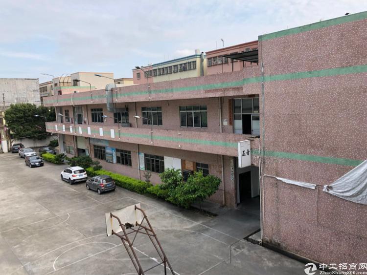 原房东标准厂房分租2000平二楼