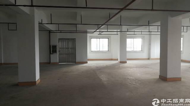 虎门镇口威远附近区域楼上500带装修厂房出租