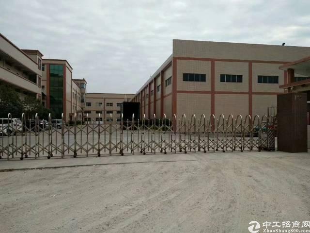 独院厂房招租: 福永沿江高速口、国际会展中心旁边,厂房1~4