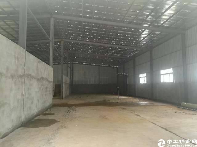 虎门镇新联高科一路单一层铁皮房680㎡,原房东,价格实惠
