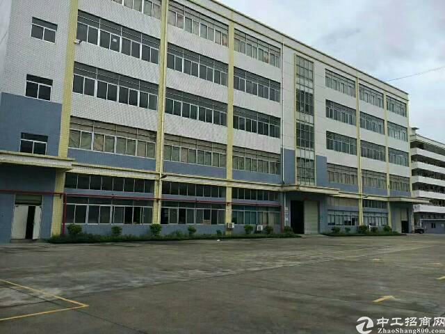 福永107国道旁一楼500平方厂房出租