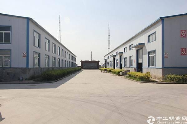 大岭山镇新出独院单一层钢构厂房8000平方带牛角位低价出租