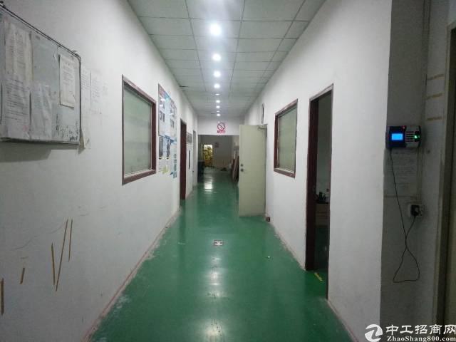 福永 塘尾4楼厂房出租1100平方