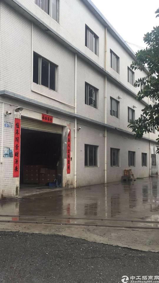 福永凤凰原房东厂房1到3层3000平米
