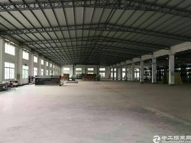 潼湖镇新空出单一层厂房-图2
