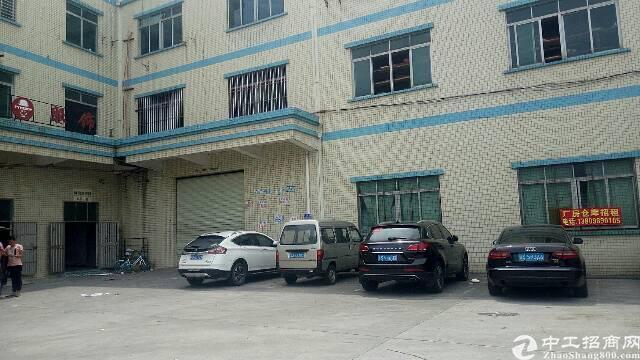 虎门镇原房东厂房三楼2000平方出租招租