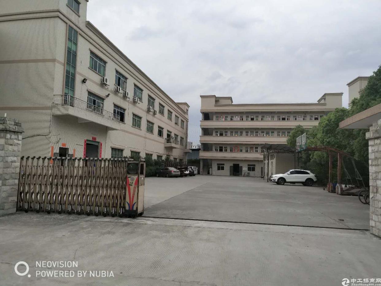 虎门怀德独院厂房3000平方米、宿舍1000、精装修