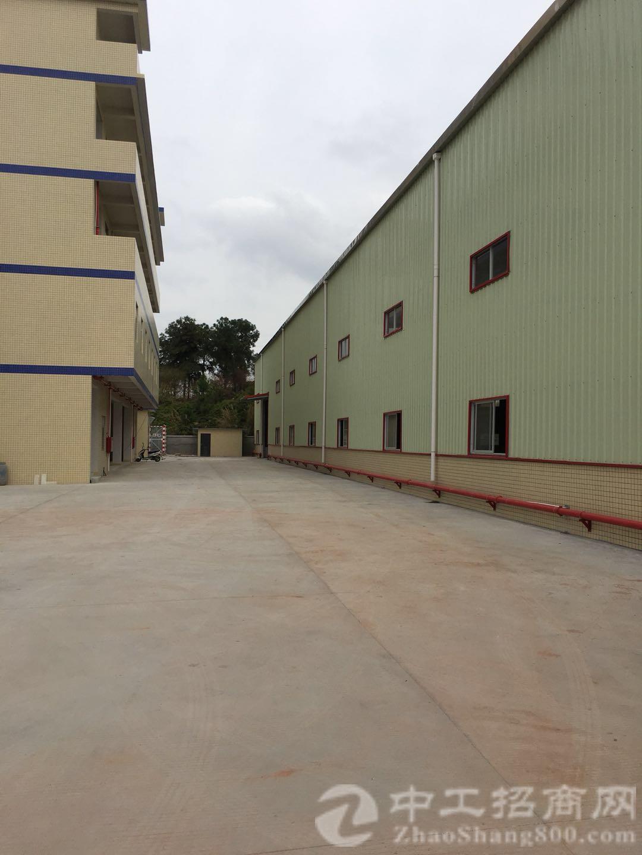原CNC厂房2500平方单一层钢架结构厂房