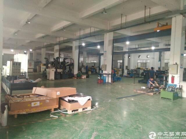 虎门沿江高速附近新出独院厂房4500平方-图3