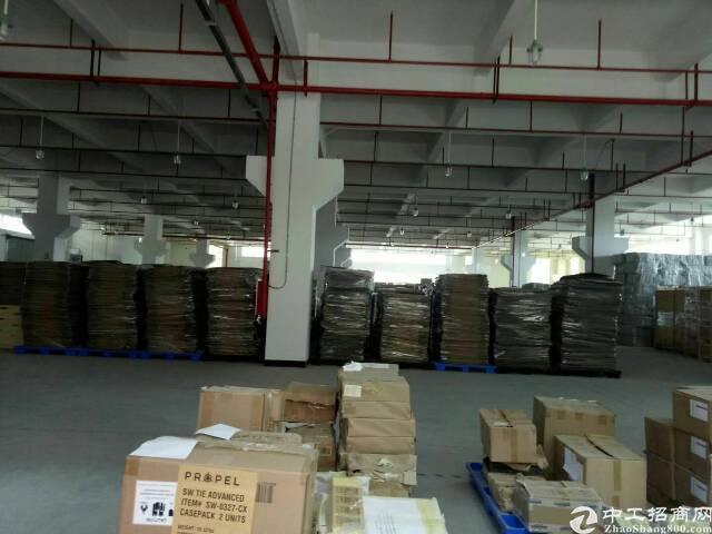 新城工业区4400平米标准一楼厂房出租