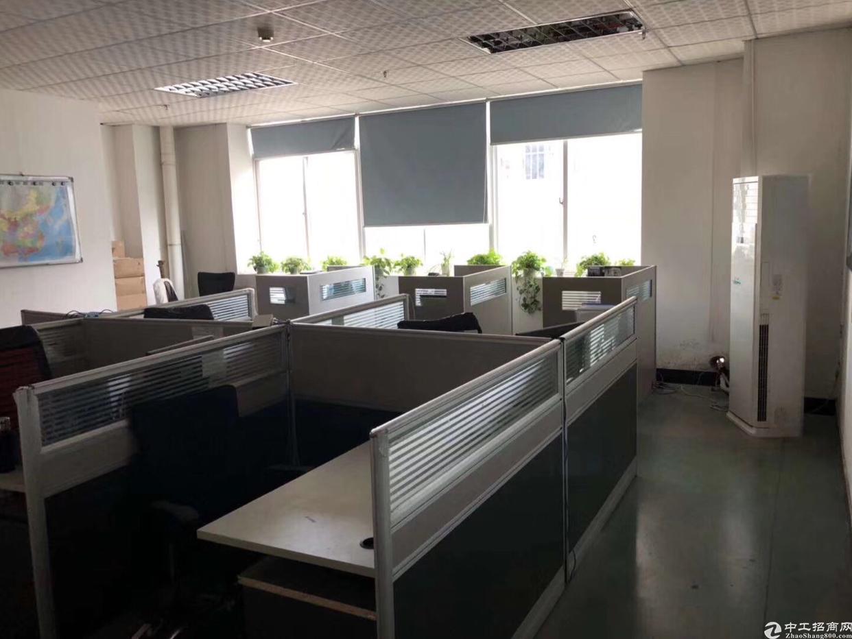 龙华大浪商业中心附近1500平精装修厂房出租,实用率8成-图6