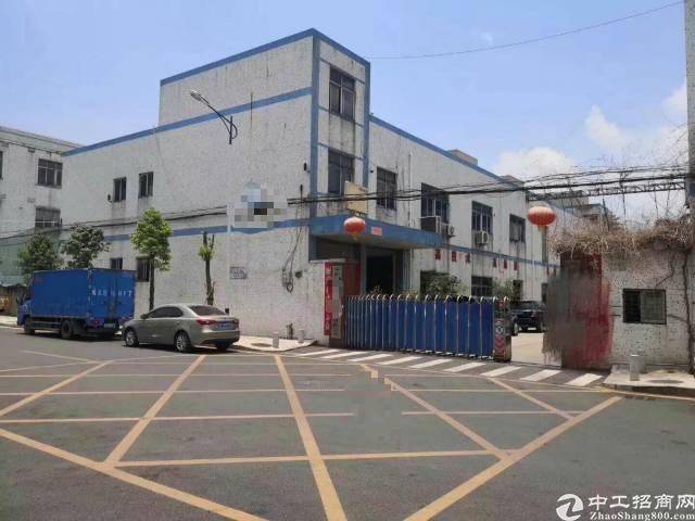 深圳宝安公明,新洲,独院厂房,3600平方,院子非常大。