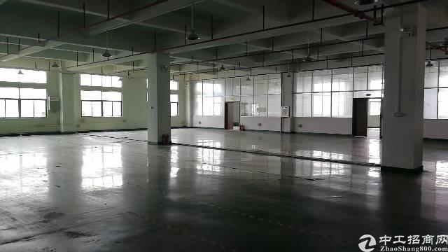 沙井后亭带装修厂房1200平米出租