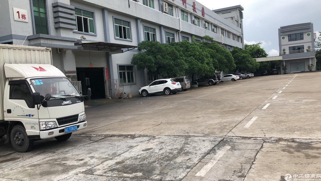 工业区内一楼标准厂房招租