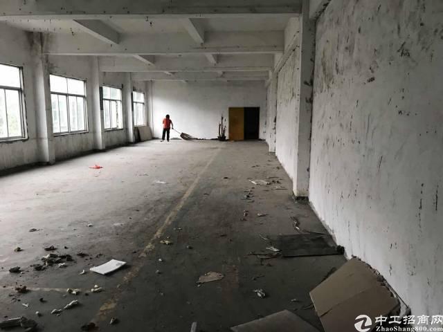 福永 白石厦4楼厂房出租800平方