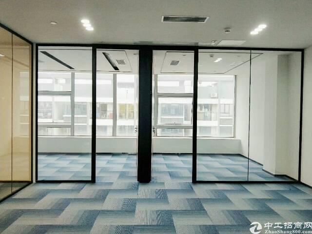 (出租)福永地铁口 立新湖300平精装修写字楼