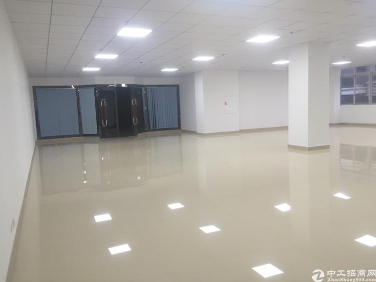 福永开发商直租100-2000平全新5A级写字楼 研发办公贸