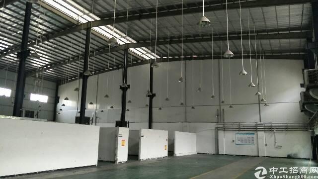 新出单一层钢构厂房