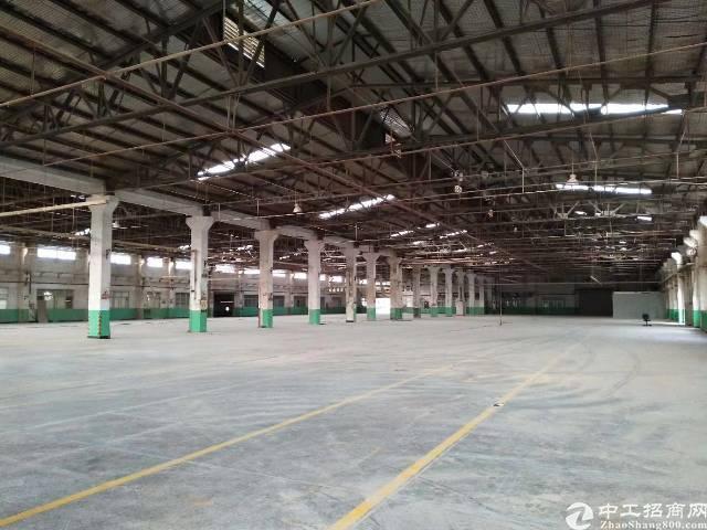虎门高速出口赤岗环城路边新出20000平米仓库出租