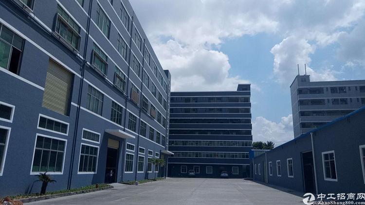 龙岗双龙地铁站附近独院16000平米,形象超靓,交通方便