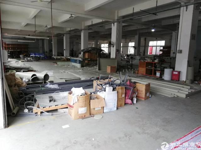 惠州新出一楼厂房招租污染喷油的客户福利