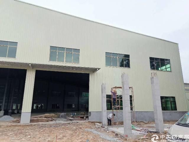 东莞市石排镇原房东滴水12米高钢构,厂房3500平方出租