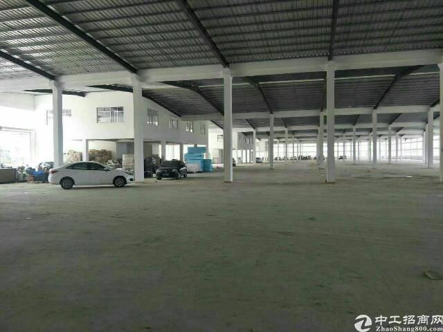 惠阳秋长原房东厂房3800平方单一层钢构招租
