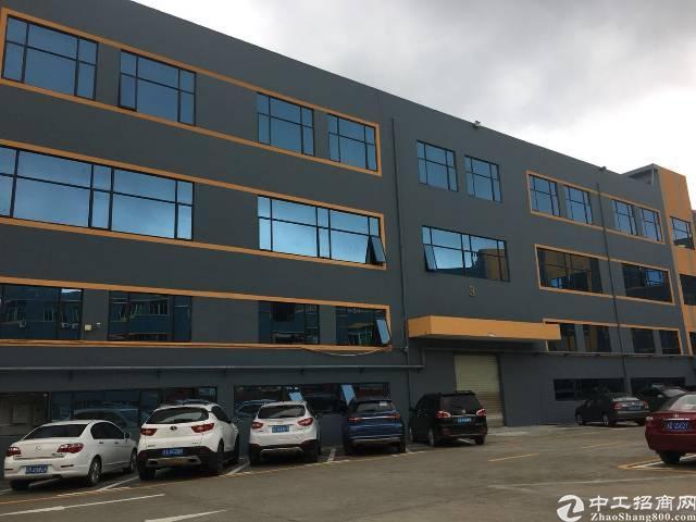 沙井107国道附近园区一楼2400平厂房出租