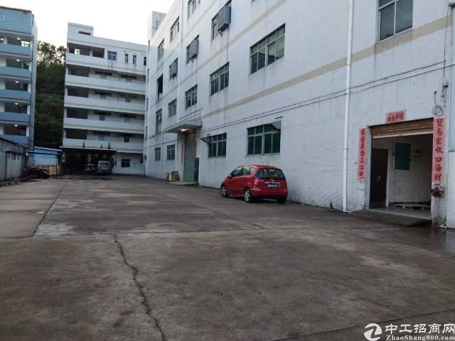平湖辅城坳工业区新出一二楼3000平