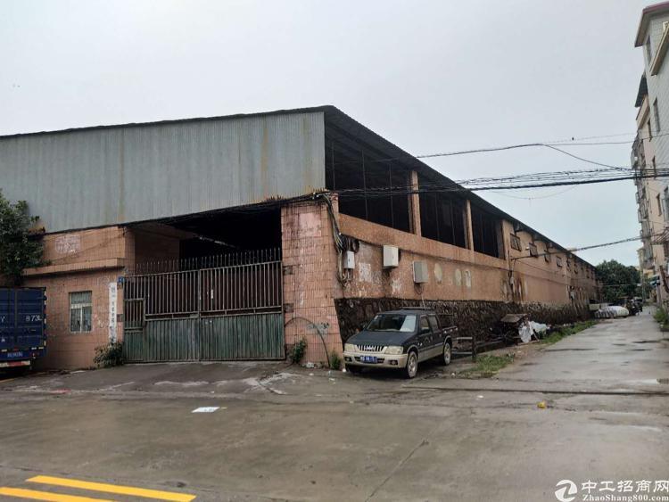 大朗新出仓库4500平方单一层厂房